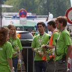 Jede Parade wird von ca. 250 ehrenamtliche Helfer*innen gestemmt.